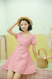 """PICNIC LUNCH"" DRESS (3 COLORS)"