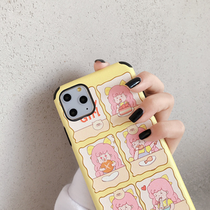 """LUCKY GIRL"" IPHONE CASE (2 COLORS)"