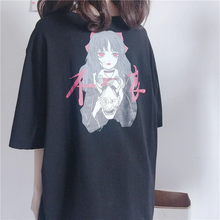 "Load image into Gallery viewer, ""ONI GIRL"" SHIRT (3 COLORS)"