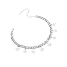 "Load image into Gallery viewer, ""STAR CHILD"" CHOKER (2 COLORS)"