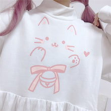 "Load image into Gallery viewer, ""CAT DOLL"" DRESS"