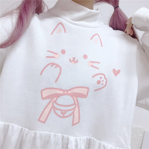 """CAT DOLL"" DRESS"