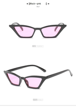 "Load image into Gallery viewer, ""AESTHETIC"" CAT EYE GLASSES"