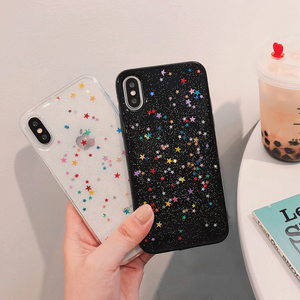 CONFETTI IPHONE CASE (2 COLORS)