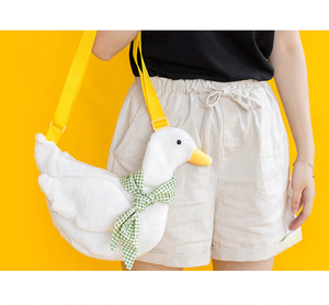 """DUCK BUDDY"" BAG (2 COLORS)"