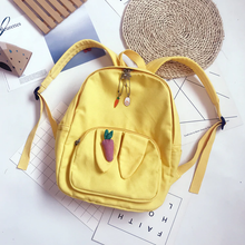 "Load image into Gallery viewer, ""HONEY RABBIT"" BACKPACK (4 COLORS)"