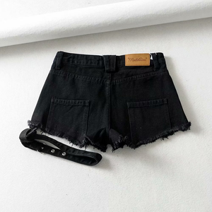 """GOTHIC CROSS"" SHORTS"