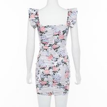 "Load image into Gallery viewer, ""ELLA"" FLORAL DRESS"