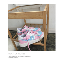 "Load image into Gallery viewer, ""COTTON CANDY"" SNEAKERS"