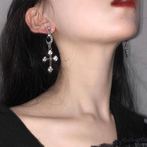 """GOTHIC PROMISE"" EARRINGS (2 COLORS)"