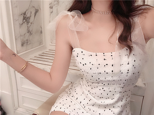 """DOTTED NIGHT"" DRESS"