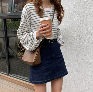 """EMILY"" SKIRT (2 COLORS)"