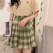 "Load image into Gallery viewer, ""MATCHA TEA"" SKIRT"