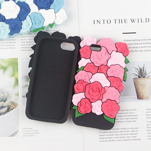 """ROSES OF LOVE"" IPHONE CASE (3 COLORS)"