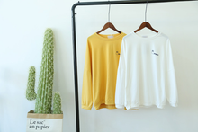 "Load image into Gallery viewer, ""YOGURT"" SWEATSHIRT (2 COLORS)"