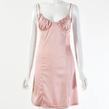 "Load image into Gallery viewer, ""AFTER-PARTY"" DRESS (2 COLORS)"