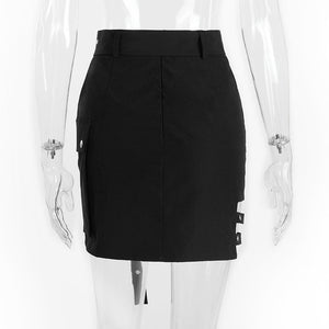 """FUTURE"" SKIRT (2 COLORS)"