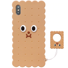 "Load image into Gallery viewer, ""COOKIE PALS"" IPHONE CASE (3 COLORS)"
