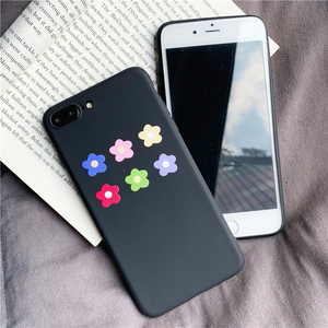 """MIDNIGHT FLOWERS"" IPHONE CASE"