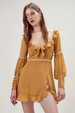 "Load image into Gallery viewer, ""PUMPKIN DOLL"" DRESS"
