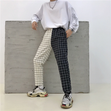 "Load image into Gallery viewer, ""GRID FUTURE"" PANTS (2 COLORS)"