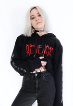 "Load image into Gallery viewer, ""REVENGE"" HOODIE"
