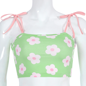 """SUMMER DAISY"" CROP TOP"