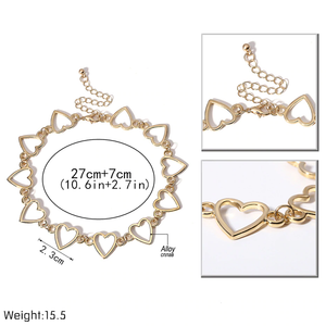 """LOVE ALL AROUND"" CHOKER (2 COLORS)"