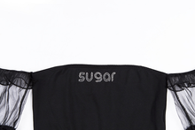 "Load image into Gallery viewer, ""SUGAR"" HALF TOP"