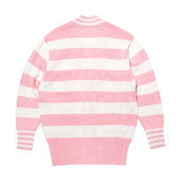"Load image into Gallery viewer, PINK ""M"" CARDIGAN"