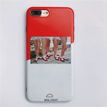 "Load image into Gallery viewer, ""HOLIDAY GIRLS"" IPHONE CASE"