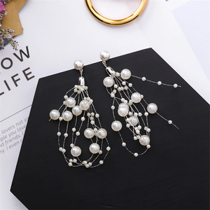 """DELICATE DEW"" EARRING (2 COLORS)"