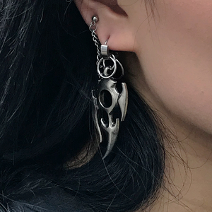 """JACK THE KILLER"" EARRINGS"
