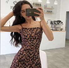 "Load image into Gallery viewer, ""LEOPARD LOVE"" DRESS"