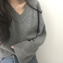 "Load image into Gallery viewer, ""SLEEPY CASUAL"" SWEATER (2 COLORS)"