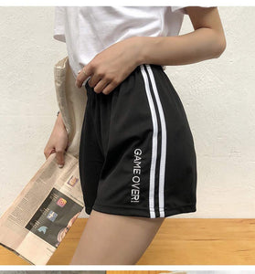 """GAME OVER"" SHORTS"