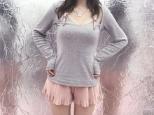 "Load image into Gallery viewer, ""JUMPER"" SWEATER (3 COLORS)"