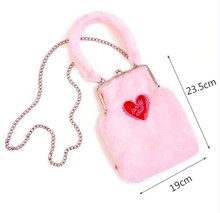 "Load image into Gallery viewer, ""LONELY CLUB"" PURSE (2 COLORS)"