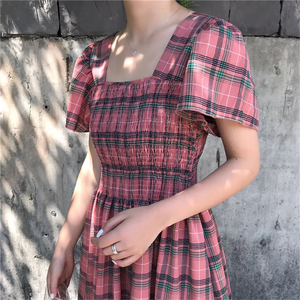 """SUNNY DAY PICNIC"" DRESS (2 COLORS)"