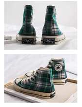 "Load image into Gallery viewer, ""AUTUMN"" HIGH TOP SNEAKERS (3 COLORS)"