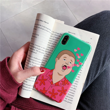 "Load image into Gallery viewer, ""BOBBY HILL LOVE"" IPHONE CASE"