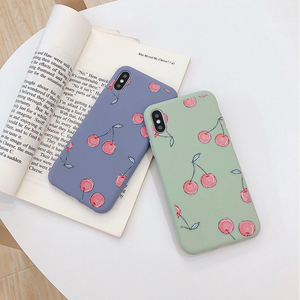 """CHERRY DOLL"" IPHONE CASE (2 COLORS)"