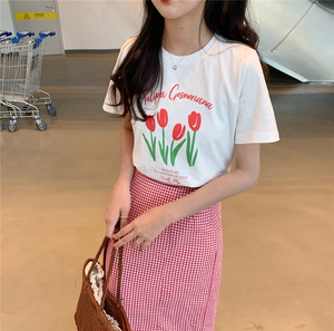 """DECLARATION OF TULIPS"" SHIRT"