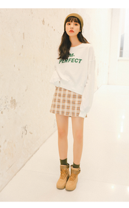 """SOFT SPRING"" SKIRT (2 COLORS)"