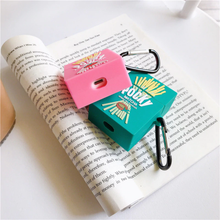 "Load image into Gallery viewer, ""POCKY KID"" AIRPOD CASE (2 COLORS)"