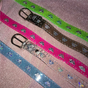 """BUTTERFLY BABE"" BELT (5 COLORS)"