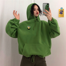 "Load image into Gallery viewer, ""SESAME STREET CREW"" HOODIE (4 COLORS)"