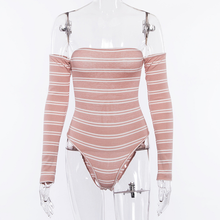 "Load image into Gallery viewer, ""BUBBLEGUM BARBIE"" BODYSUIT"