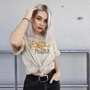 """FRAGILE ANGEL"" SHIRT"