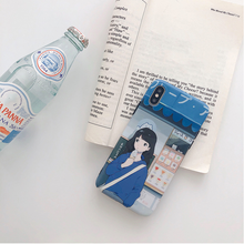 "Load image into Gallery viewer, ""OSAKA SUMMER"" IPHONE CASE"